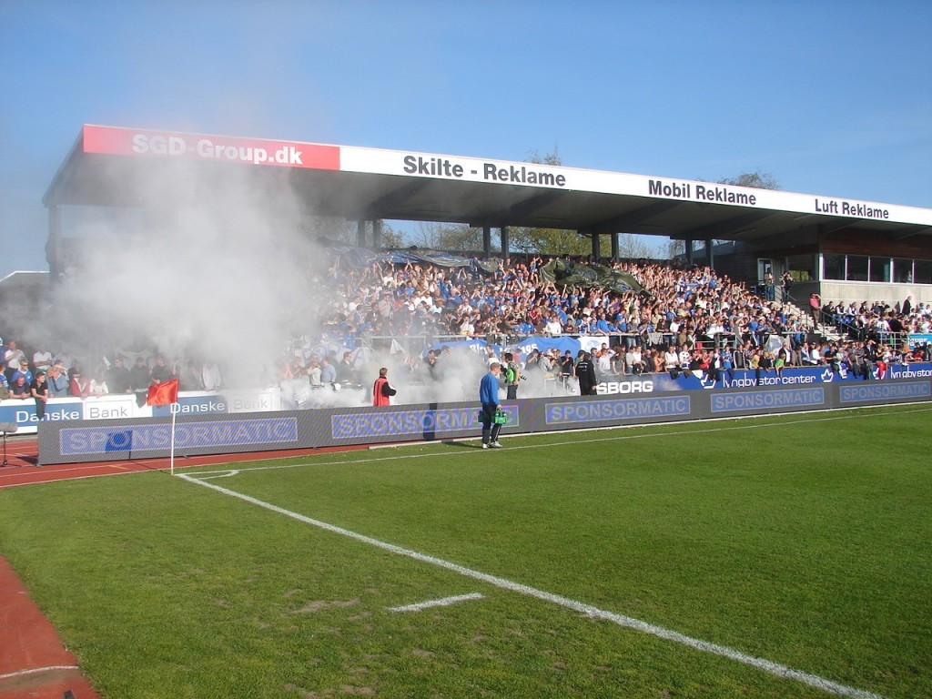 Lyngby stadion 2007